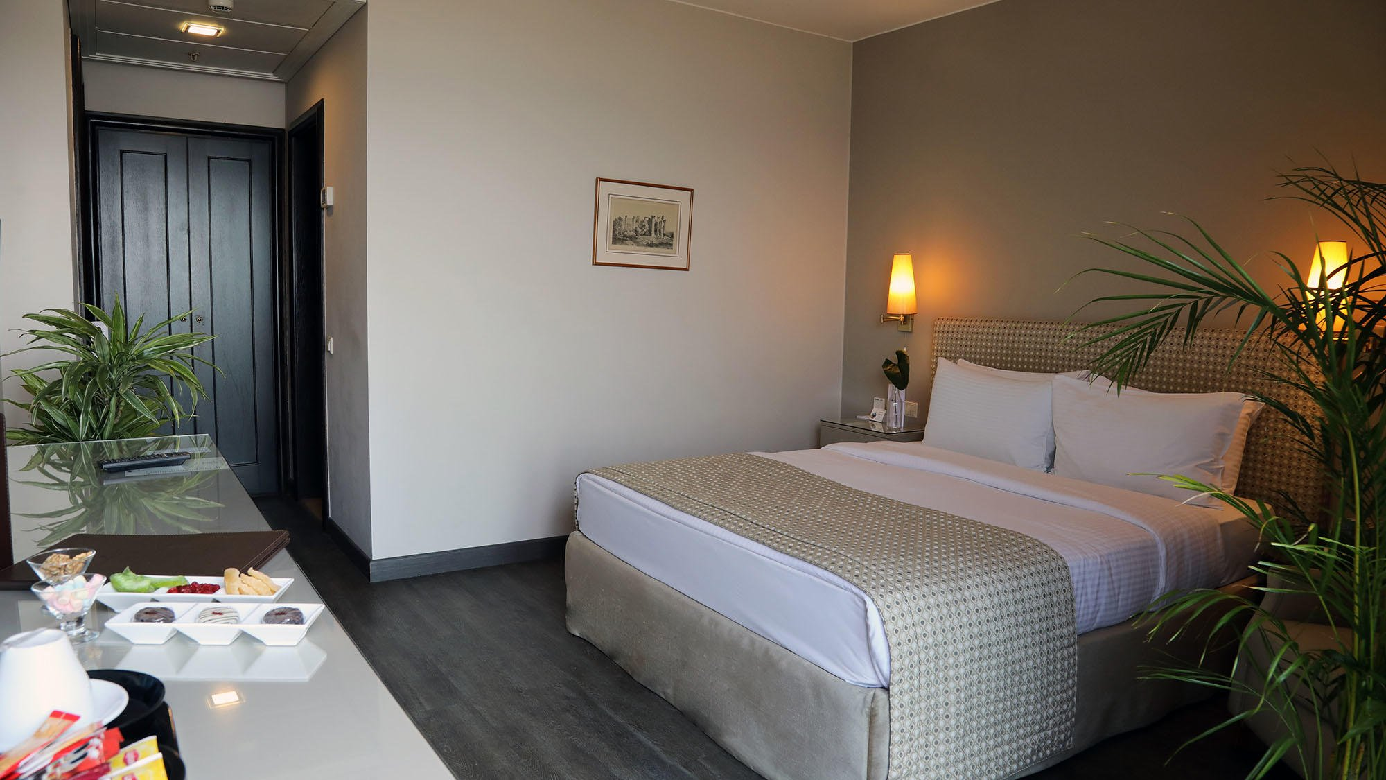 Premium Rooms offer details