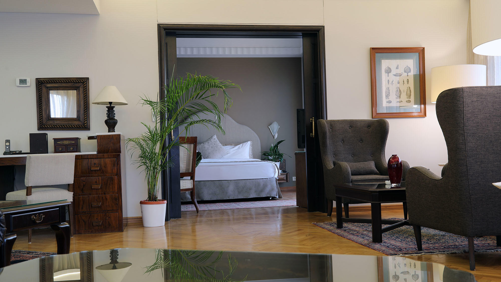 Presidential Suites  offer details