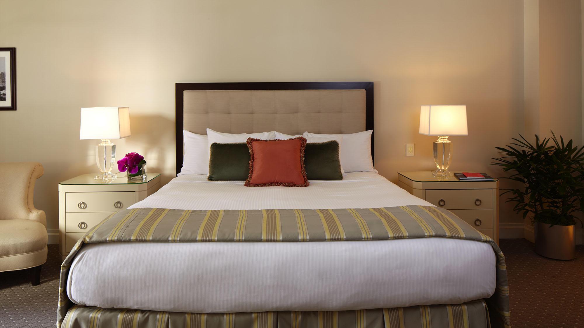 Premier Plus Suite Bed