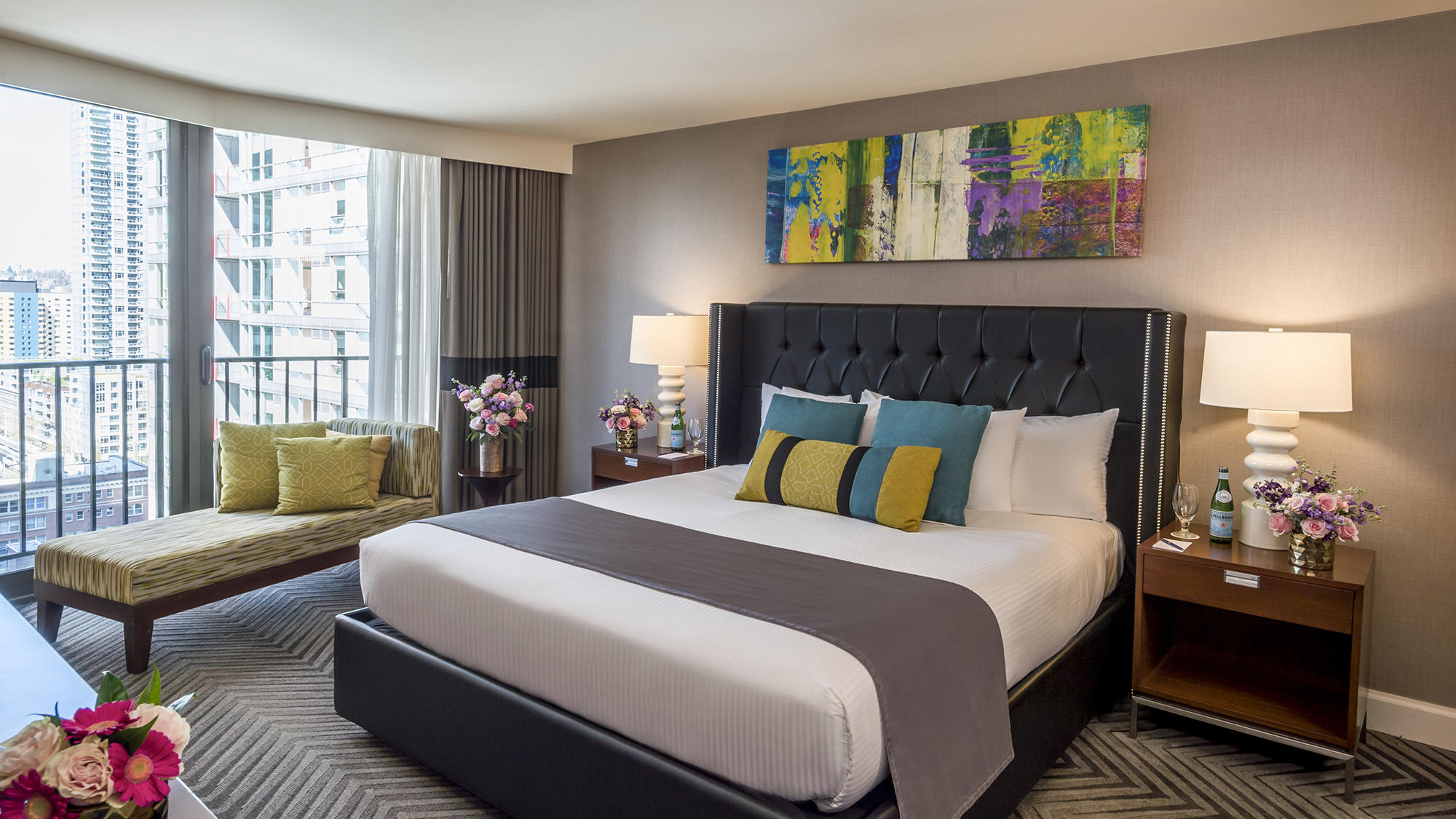 Queen Anne Suite offer details