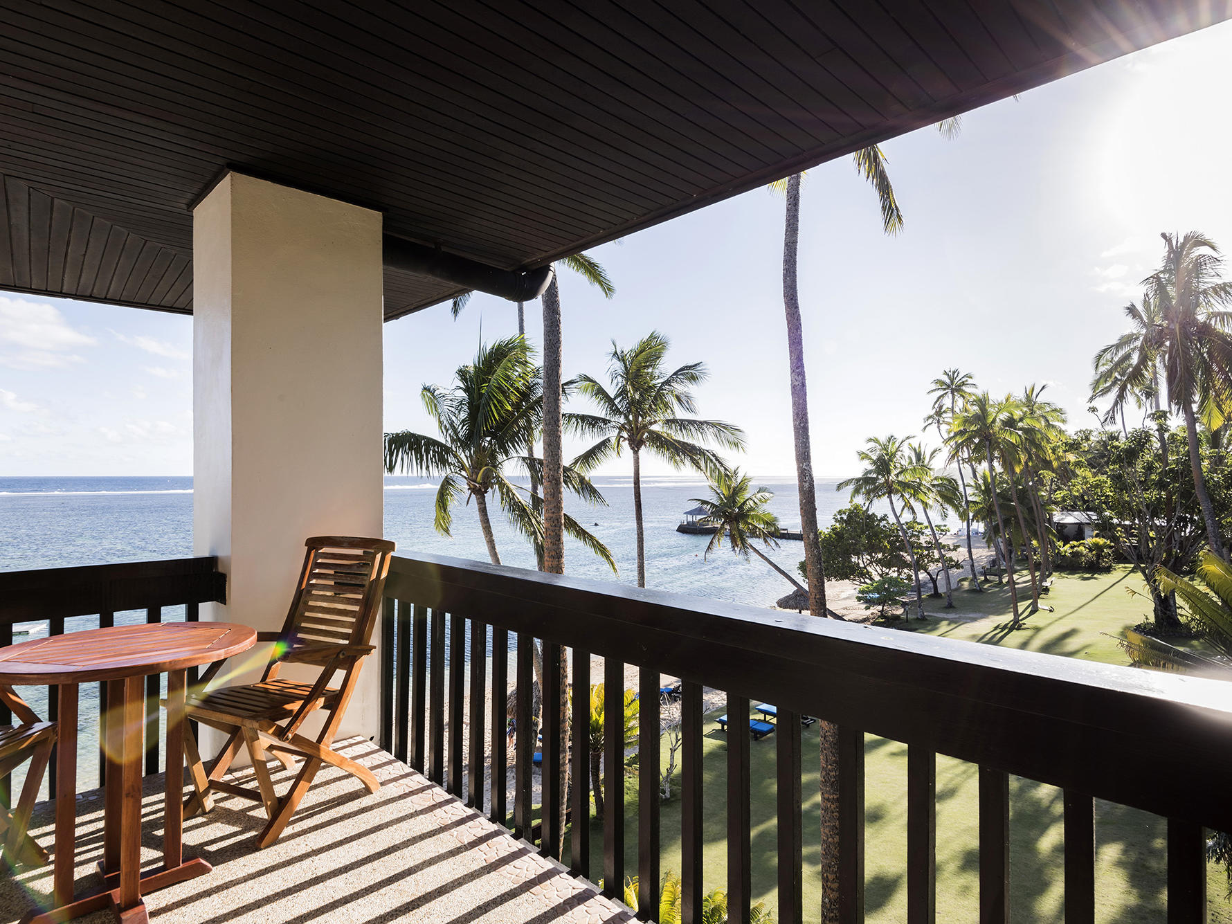 Ocean Room with Balcony View