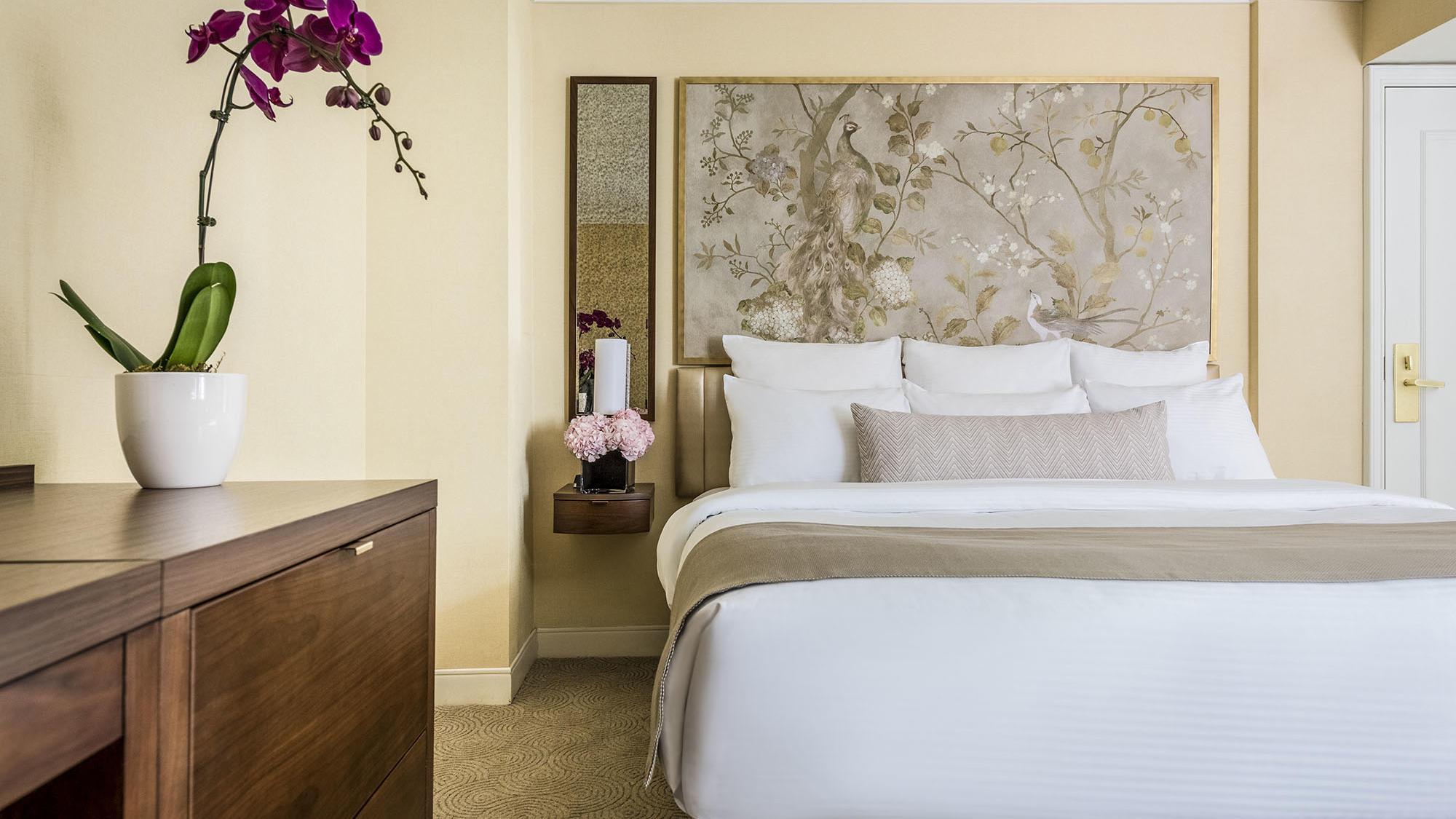 ADA Room - Bed