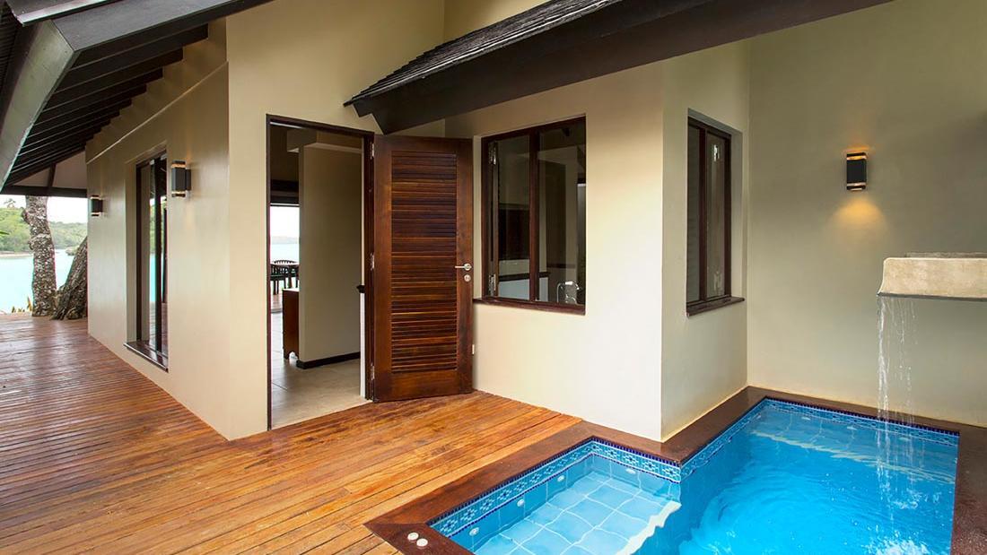 Shefa Pool at Warwick Le Lagon Vanuatu