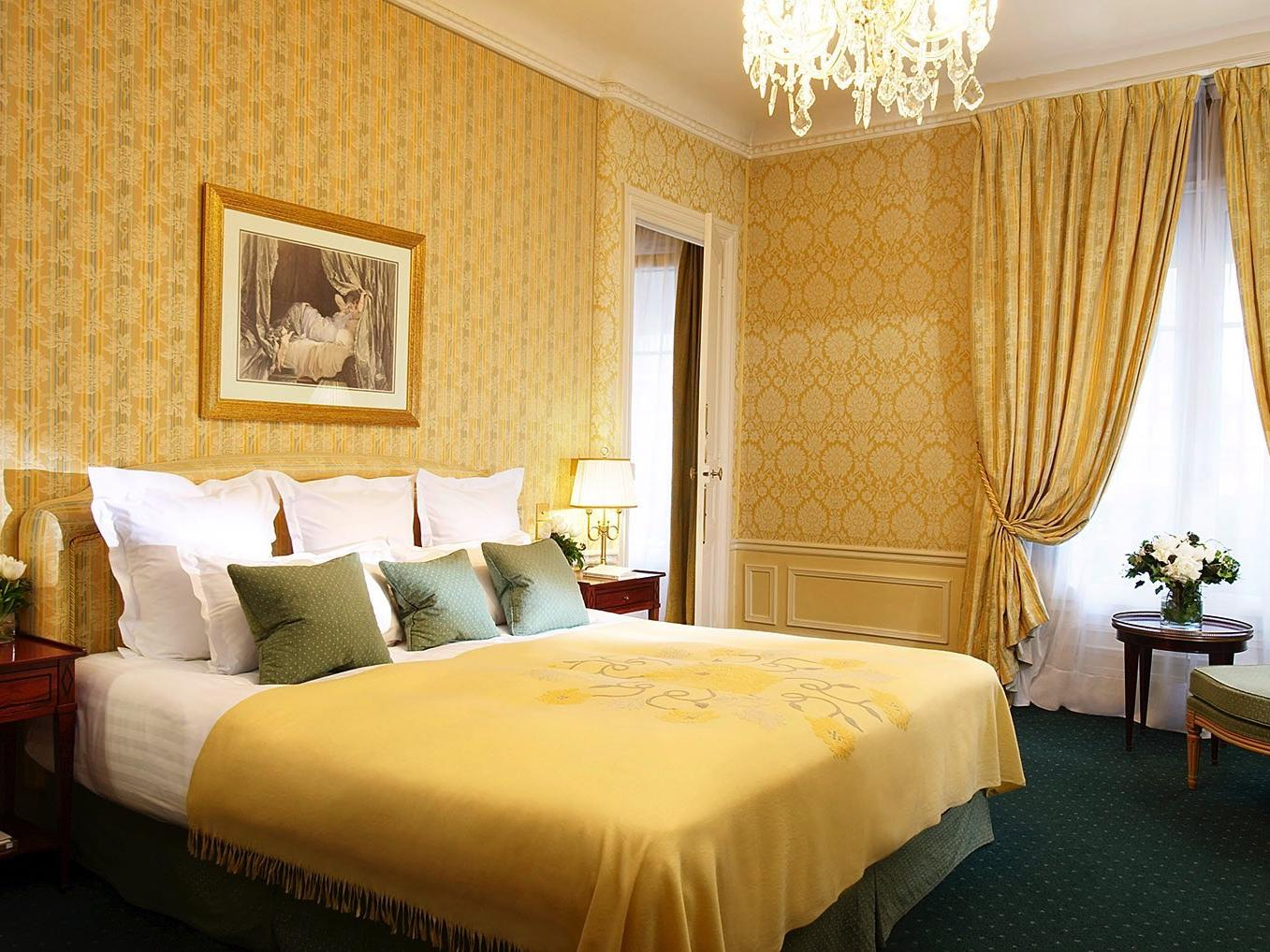 Suite _ Two-Bedrooms Saint-Honor+® Suite
