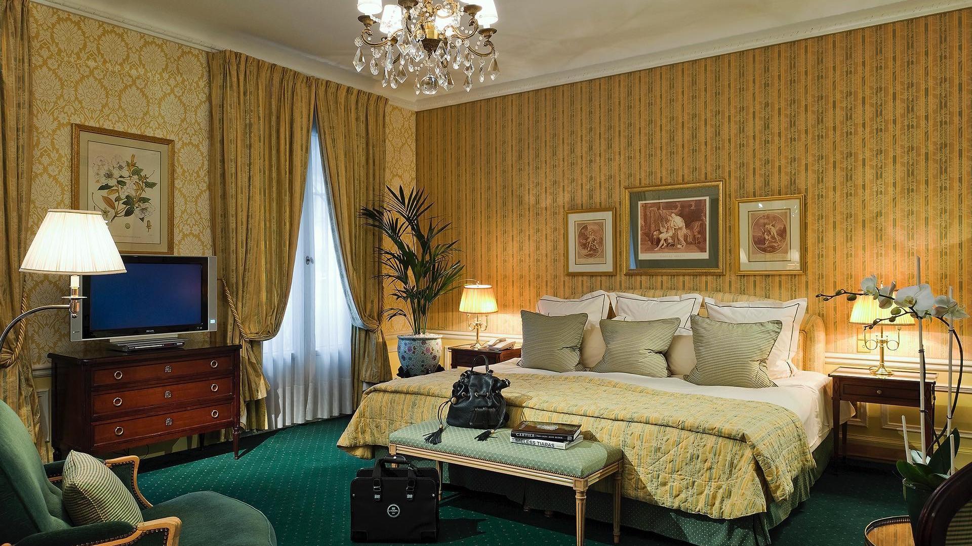 Suite_ Two-Bedrooms Vend+¦me Suite