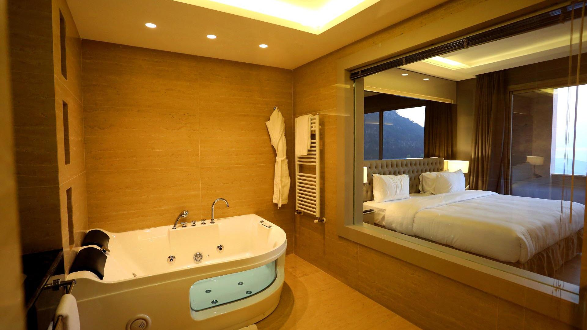 Superior Suite at Mist Hotel and Spa