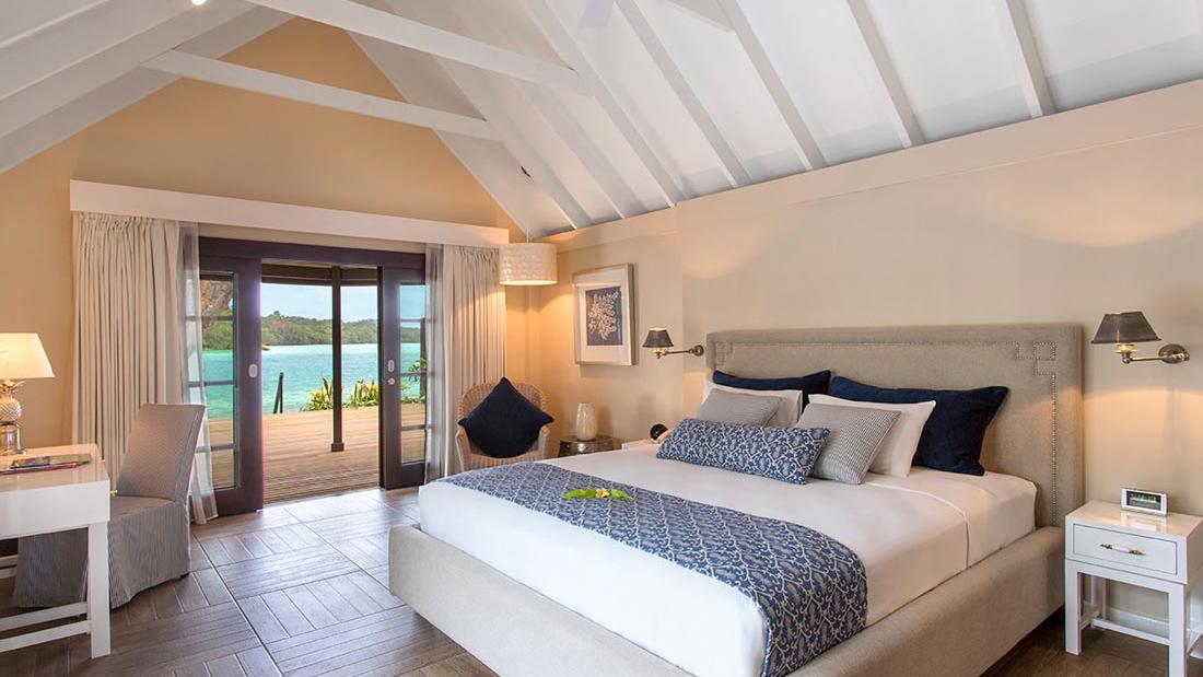 Efate Bedroom at Warwick Le Lagon Vanuatu
