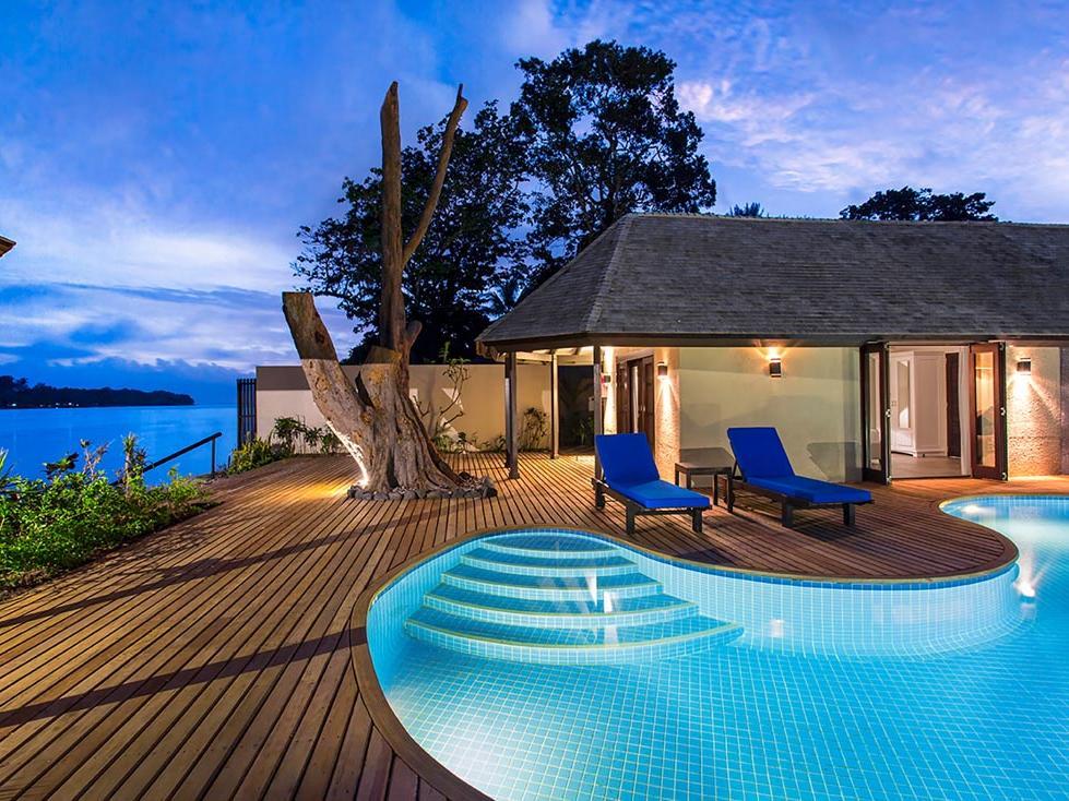 Efate Night at Warwick Le Lagon Vanuatu