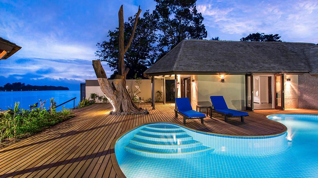 Efate Pool Villa offer details