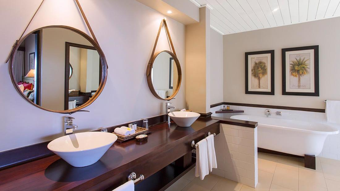 Erakor Bathroom at Warwick Le Lagon Vanuatu