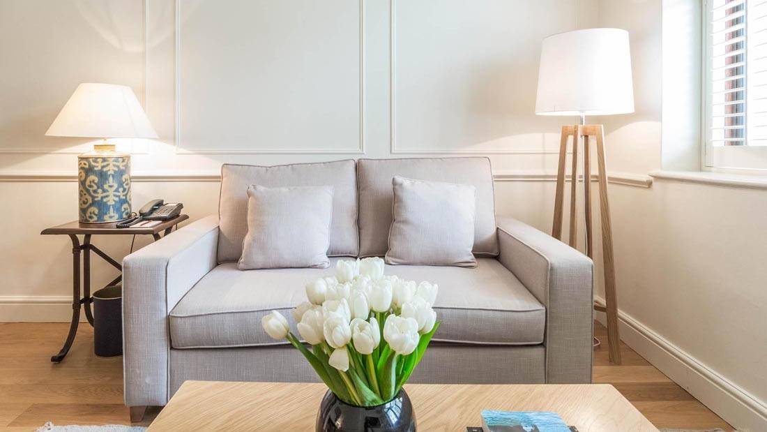 One-bed Apartment 504 at The Capital by Warwick