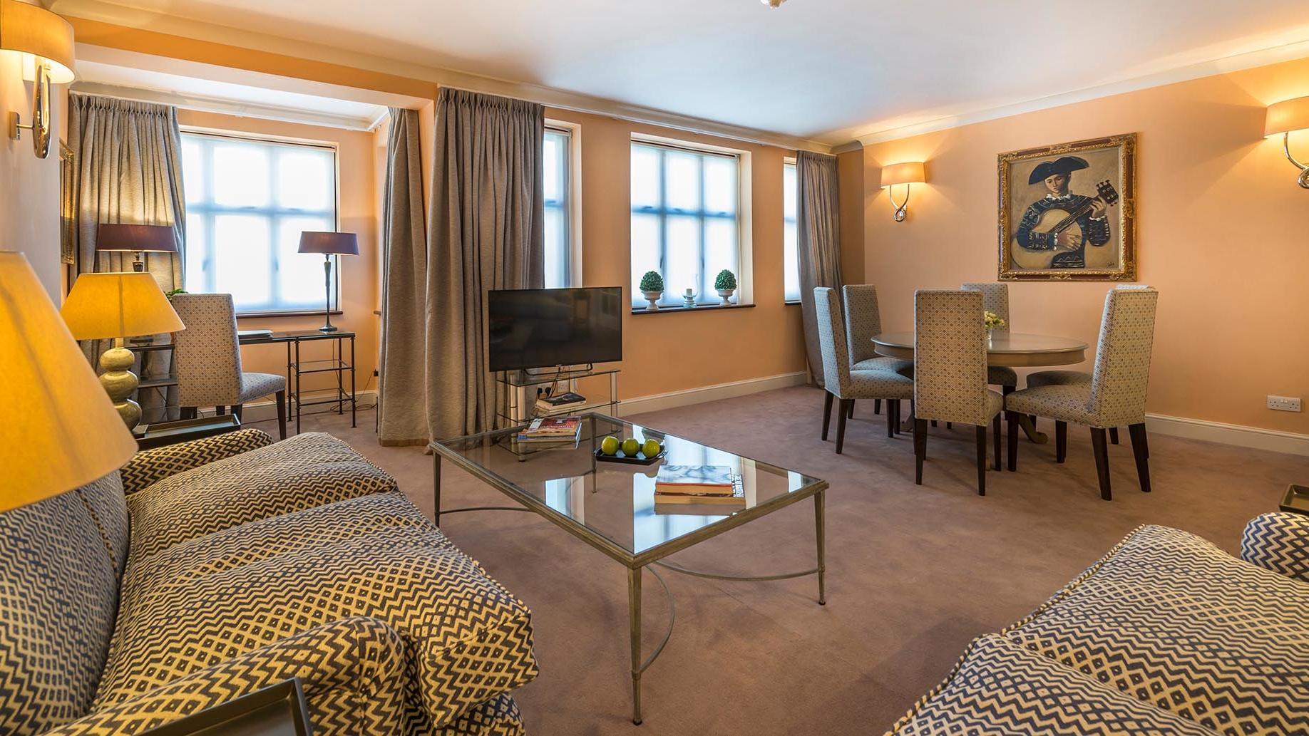 Two Bedroom Suite offer details
