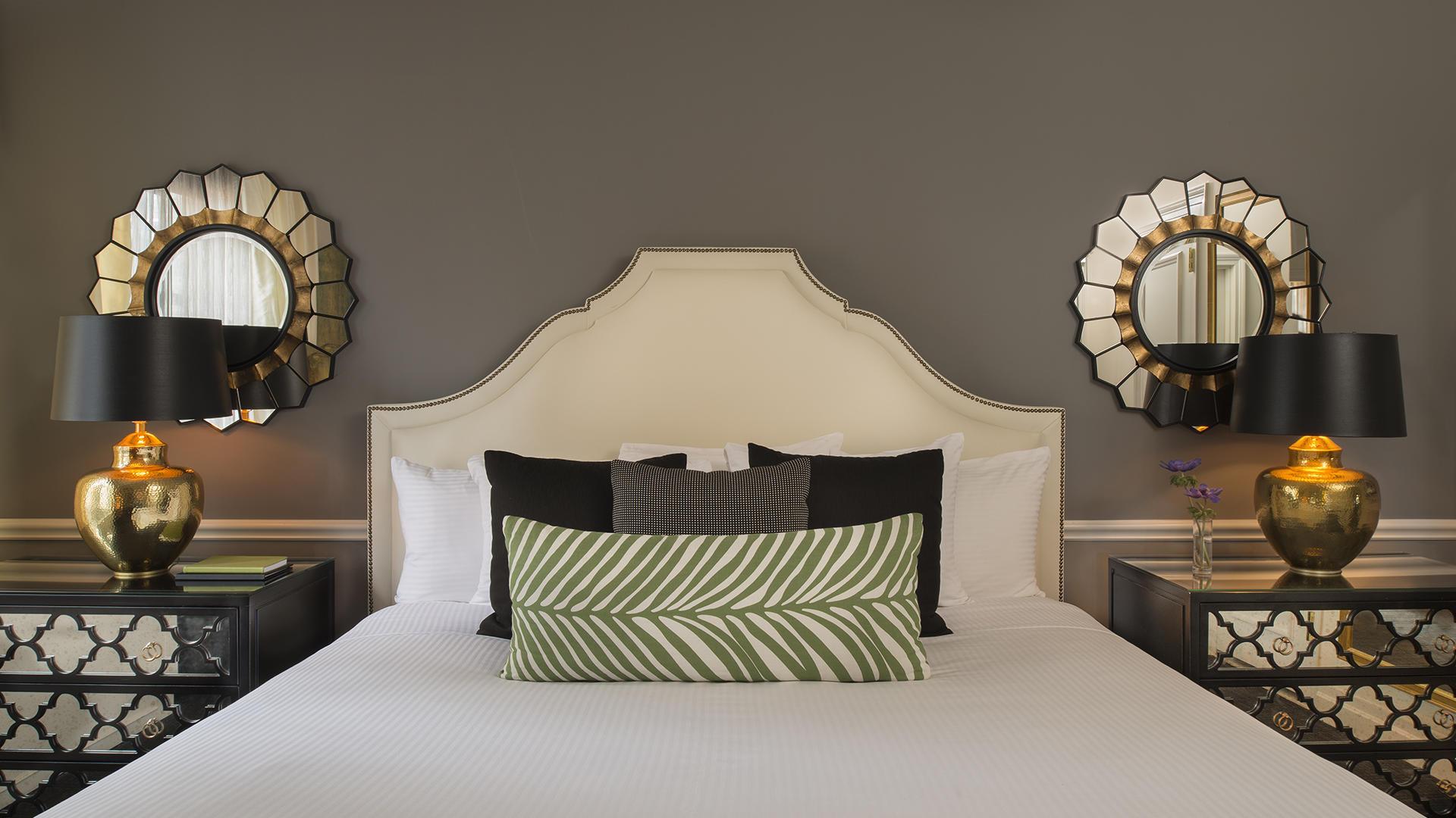 Marion Suite Bedroom Front