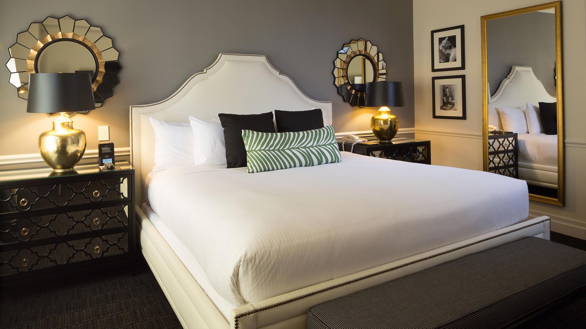Marion Suite Bedroom