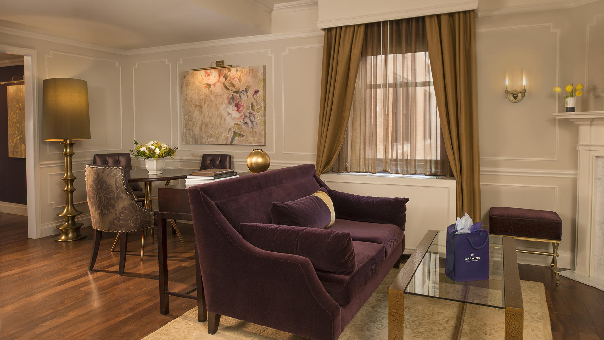 Jane Suite Living Room