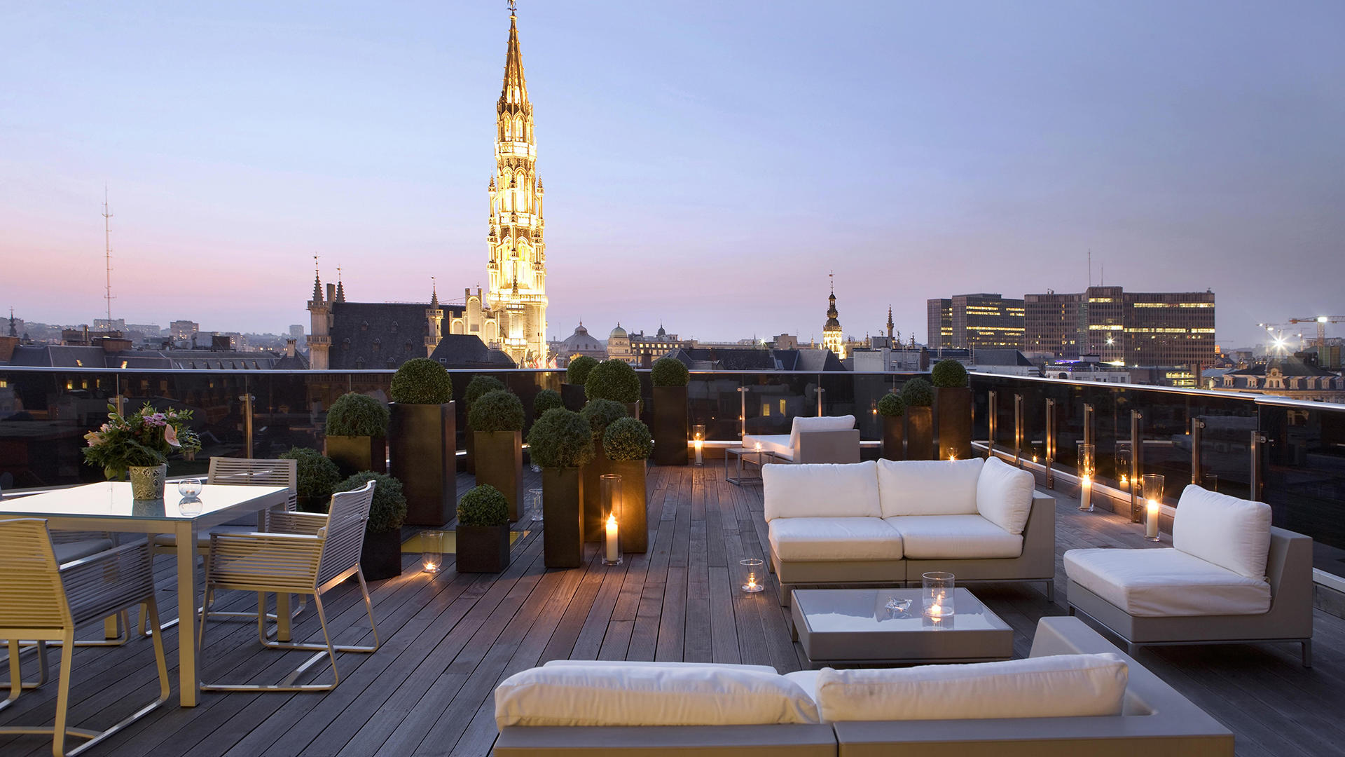 Grand Place Suite Terrace