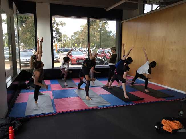 UniLodge @ RMIT Bundoora - Yoga