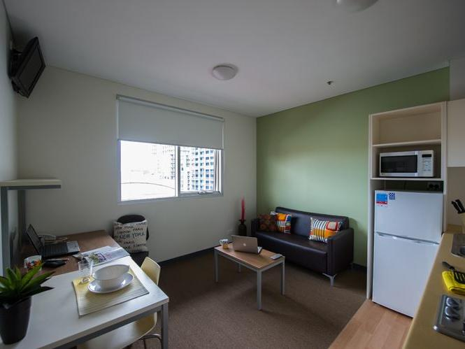 1 Bedroom Standard Lounge and Kitchen Area