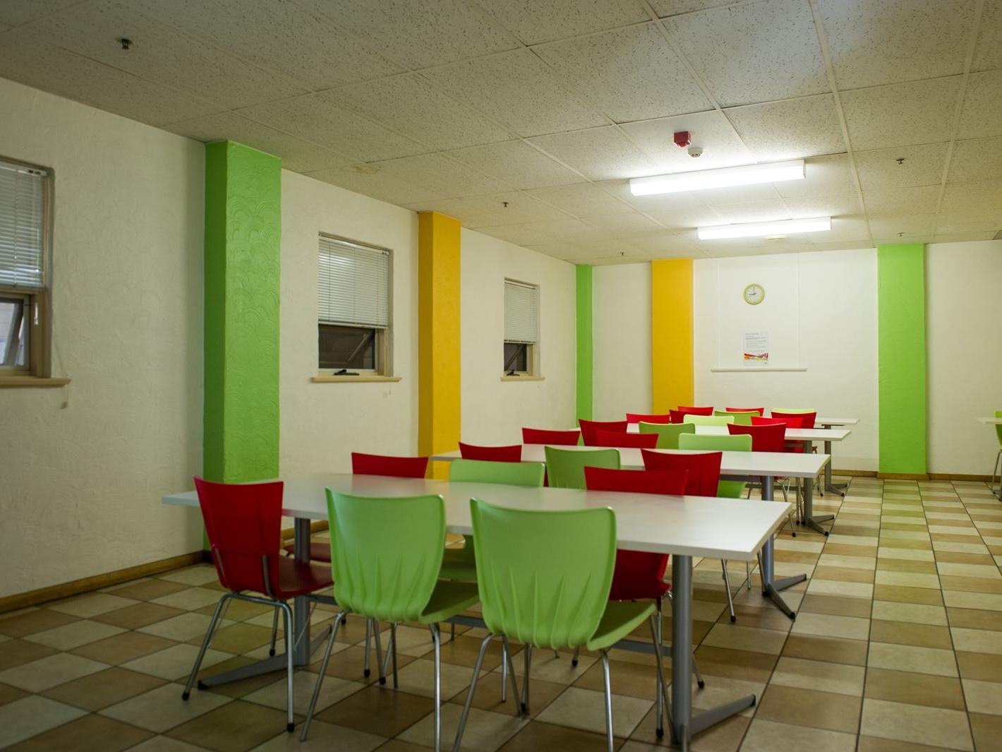 Student Living – Kent Town Adelaide_Student Housing Adelaide with Common area dining room