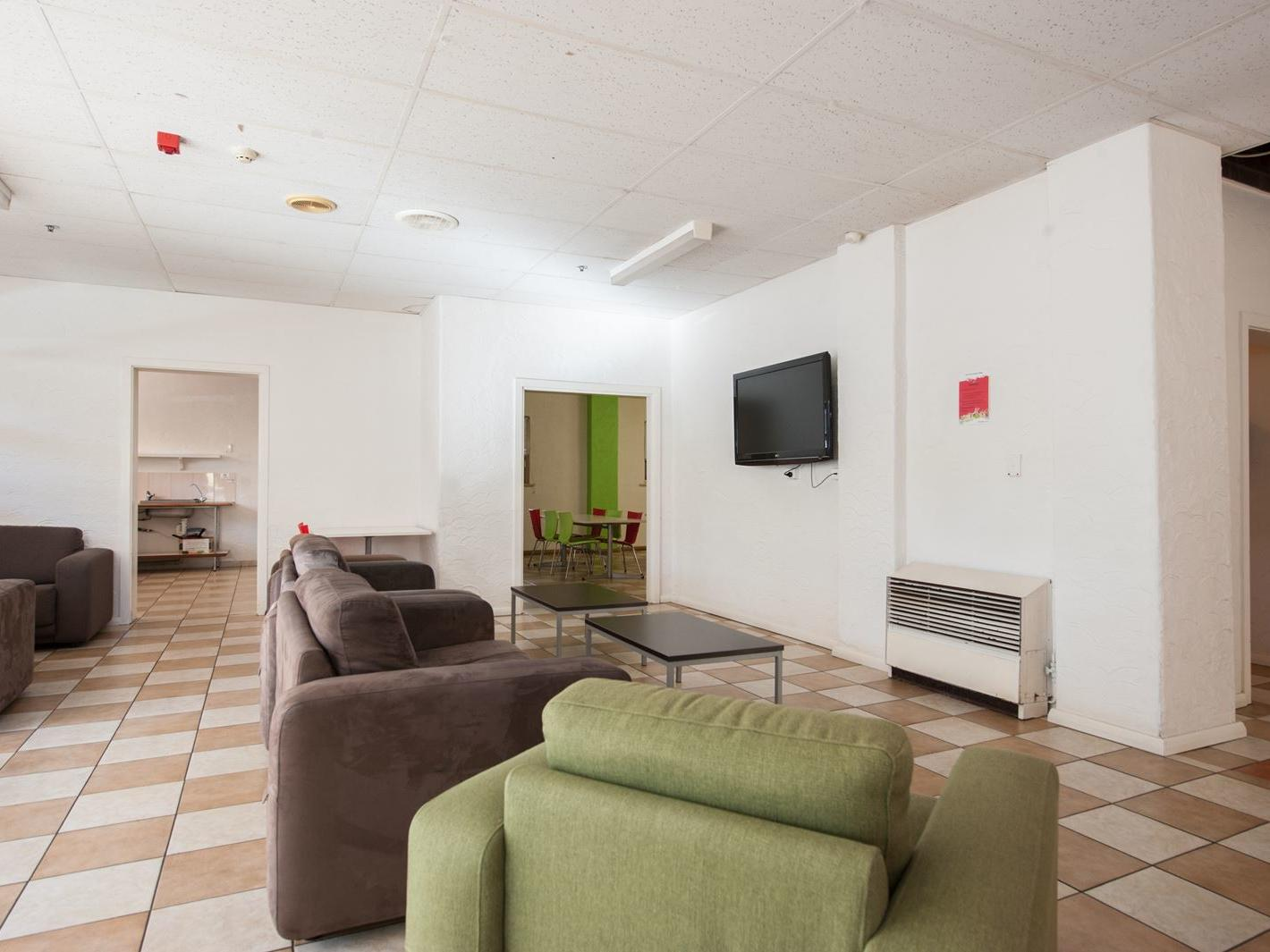 Student Living – Kent Town Adelaide_Resident lounge on the ground floor