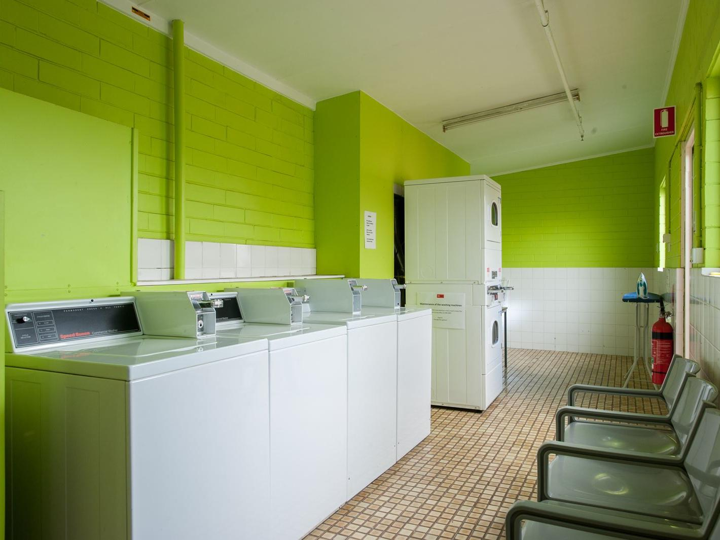 Student Housing Adelaide with coin operated laundry