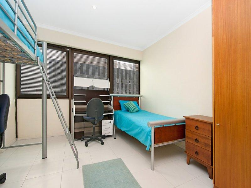 Central Adelaide Student Apartments Bedroom