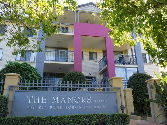 The Manors Building_External