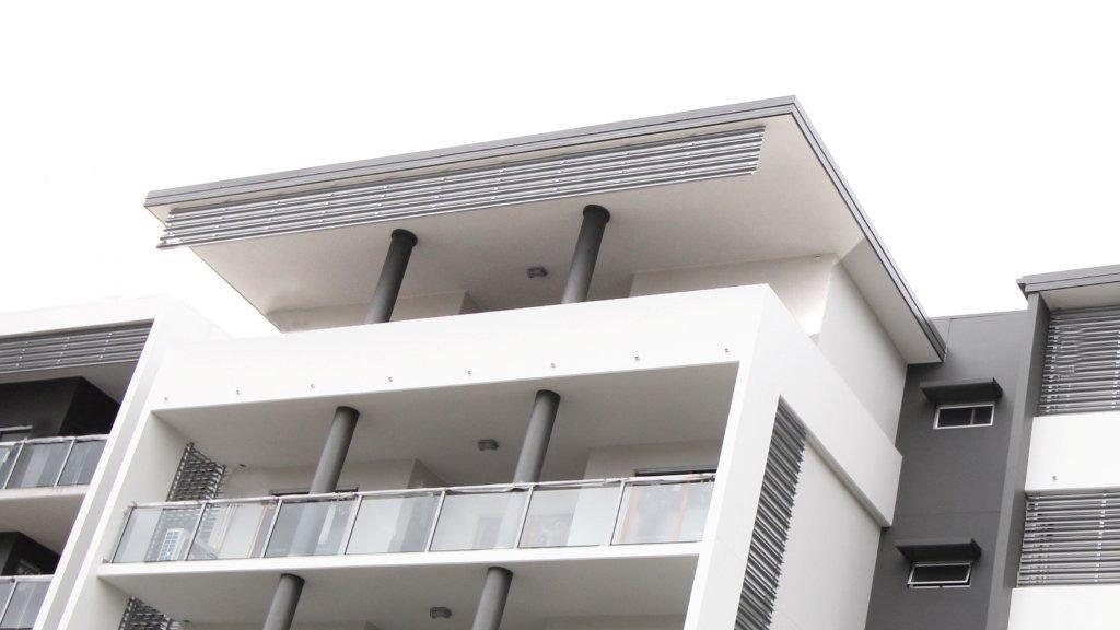 盖利-建筑顶层