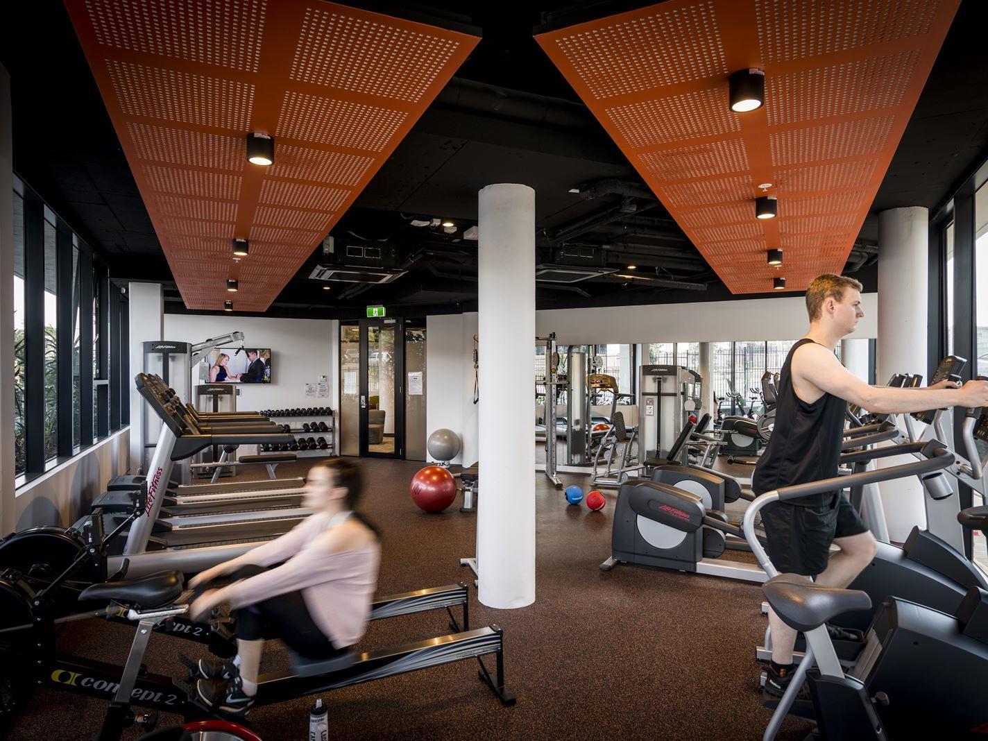 UniLodge South Bank_Gym