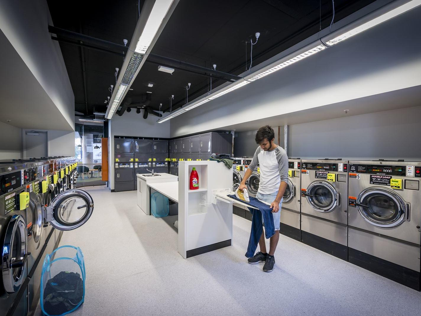 UniLodge South Bank_Laundry