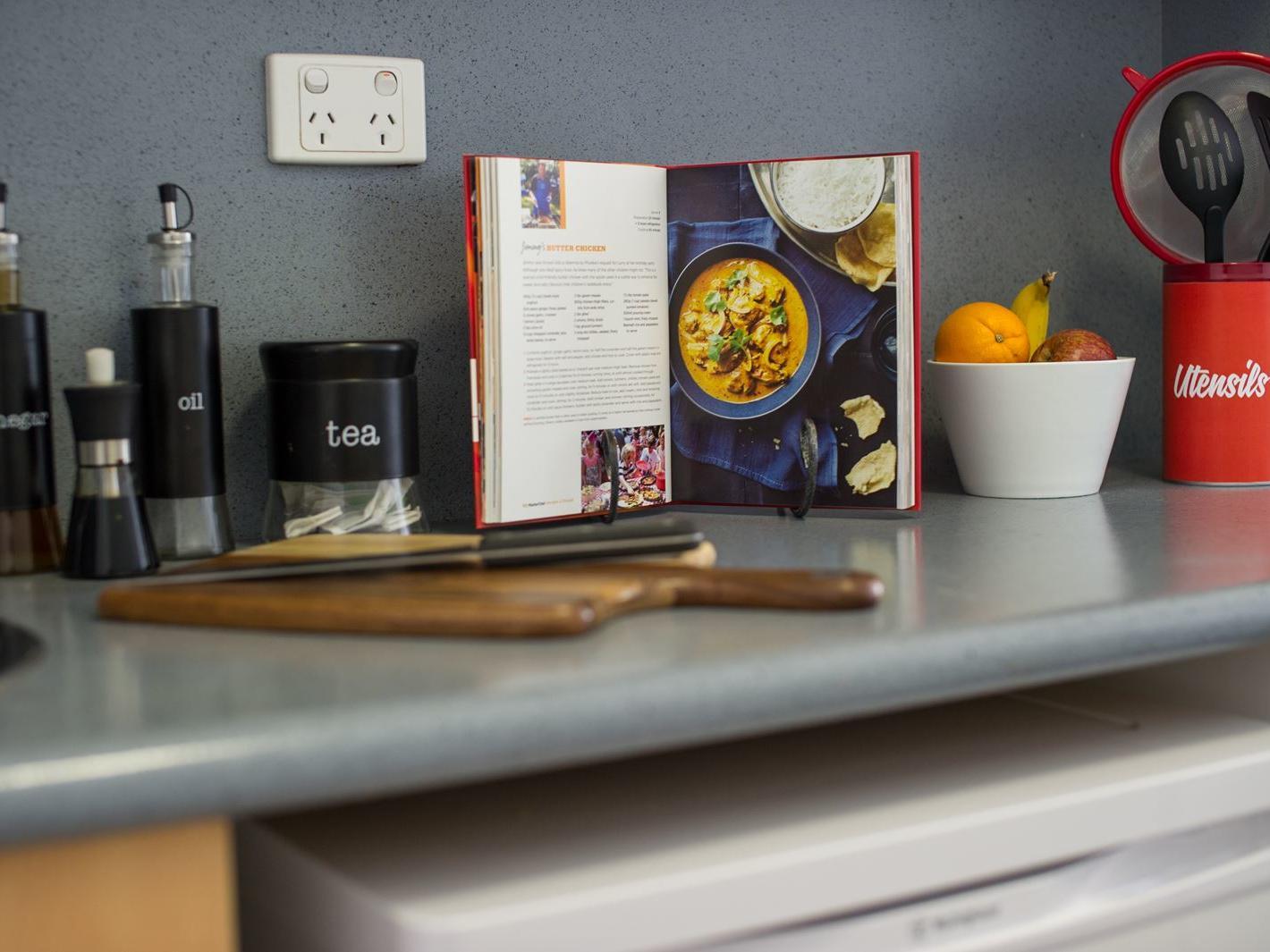 On Margaret _Single Studio Kitchen Bench