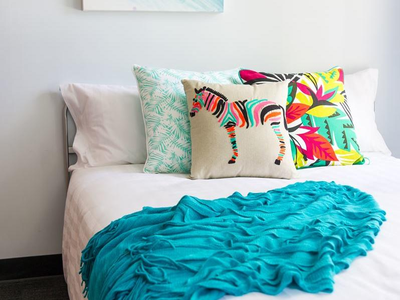 On Margaret _Studio double bedroom