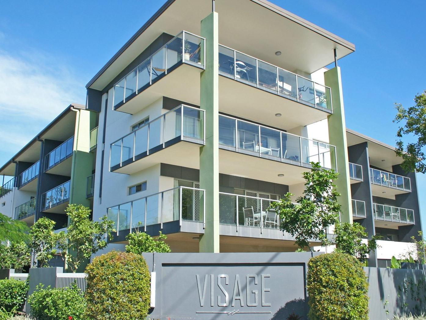 Visage_Outside Building