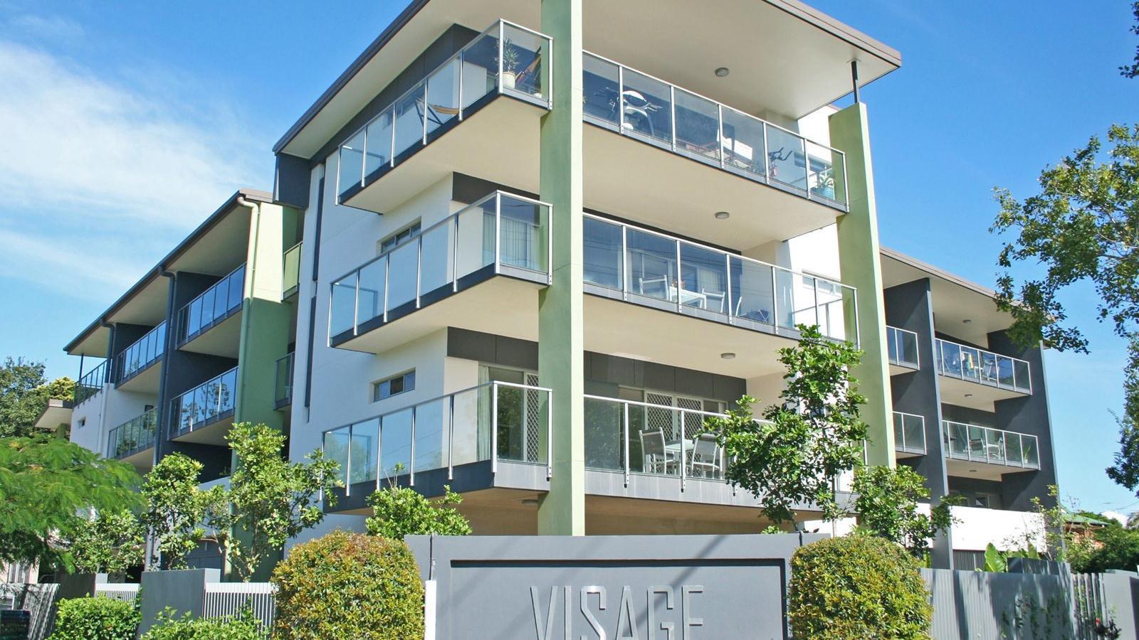 Visage_Outside Building