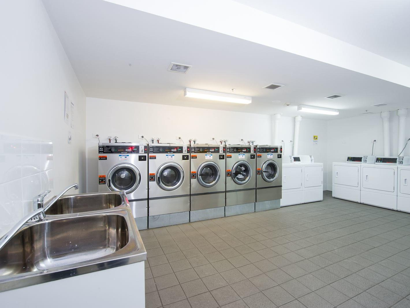 South Wing Laundry