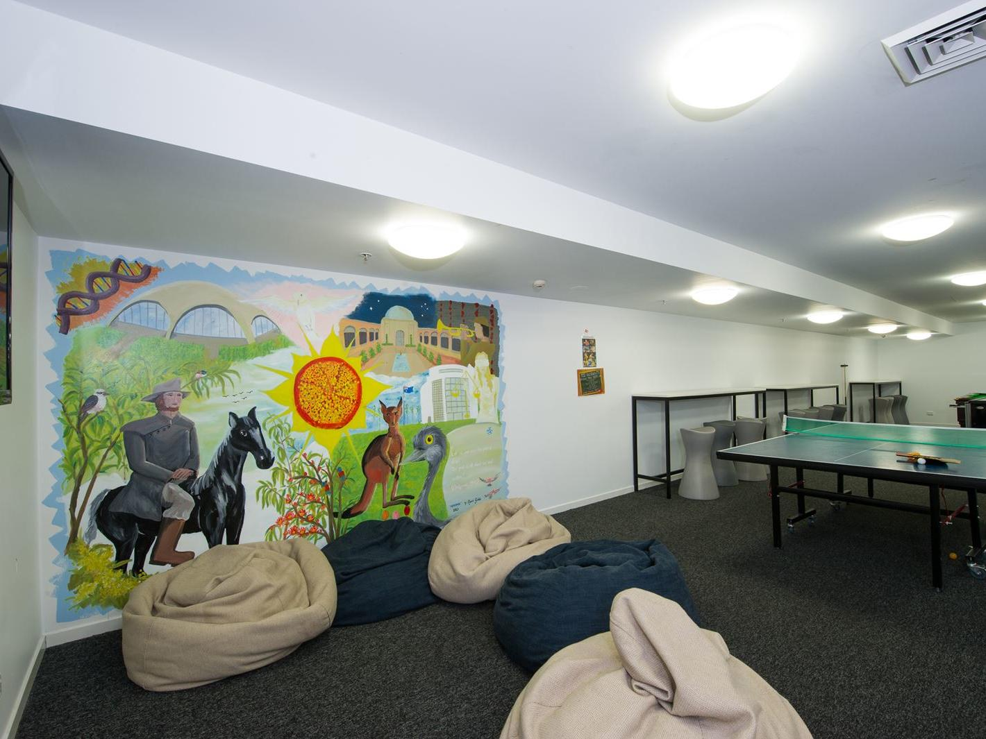 South Wing Games Room
