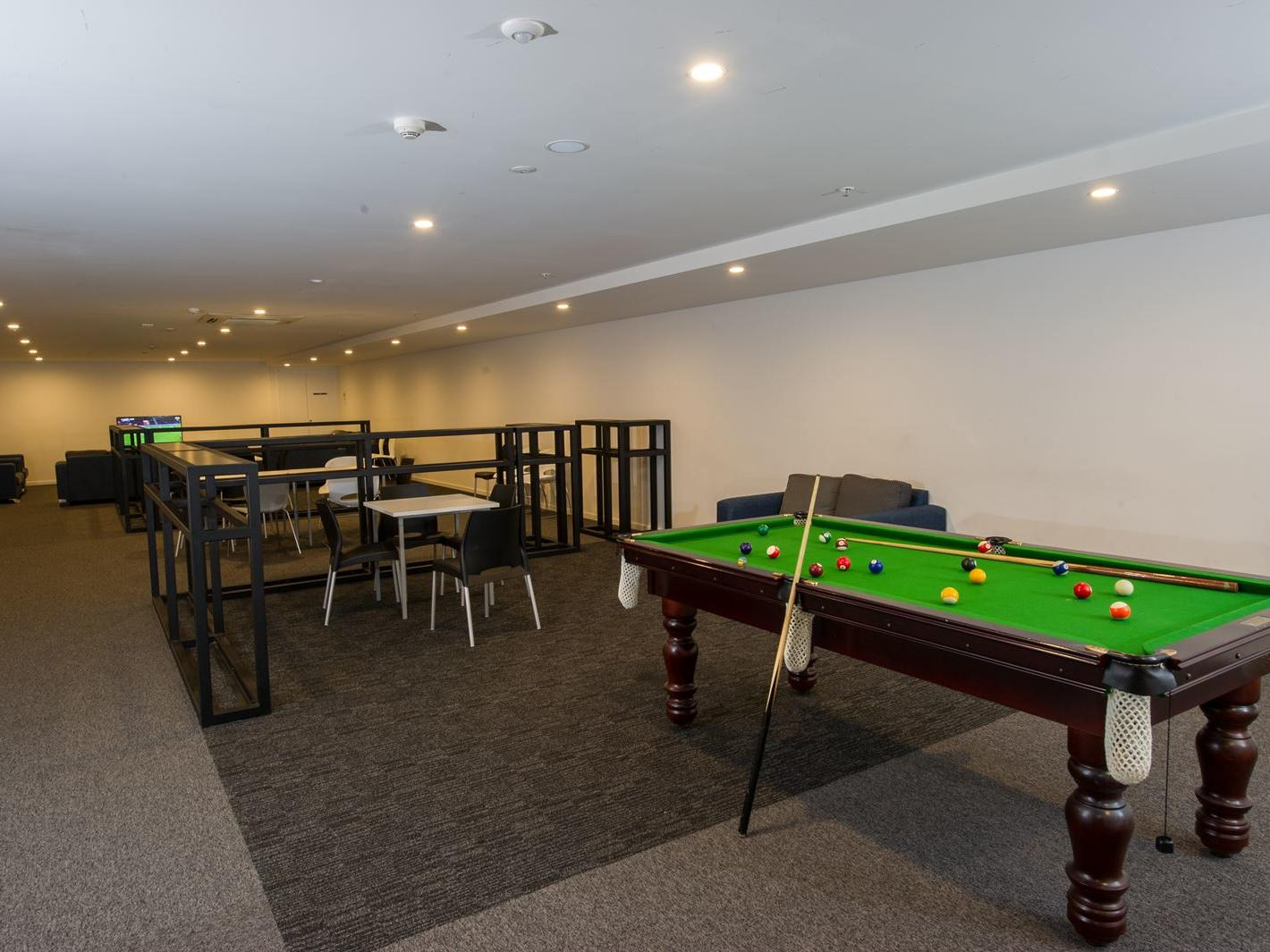 North Wing Games Room
