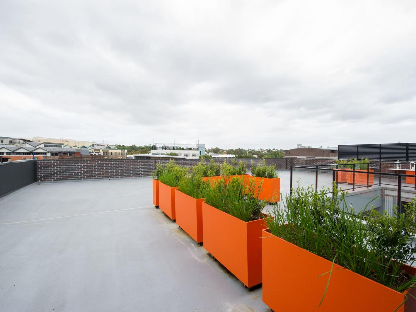 Wattle Lane_Rooftop Garden