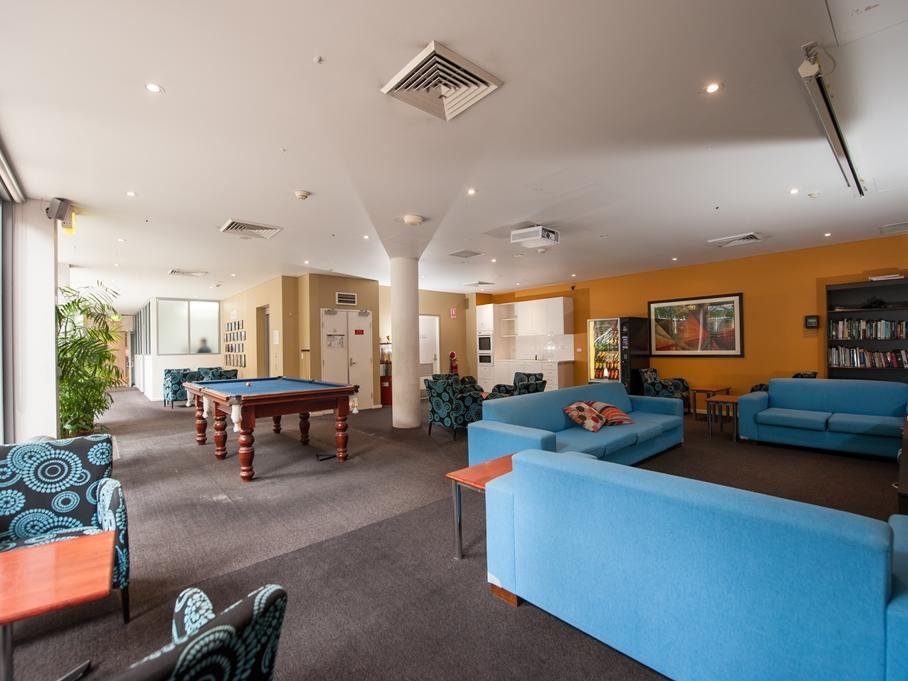 UNSW_Resident Lounge
