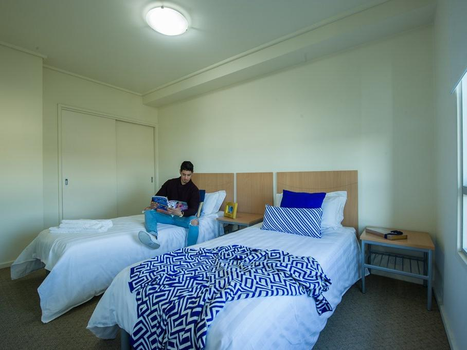 UniLodge @ 550 Lygon_1 Bedroom Twinshare