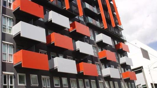UniLodge @740 Exterior_Furnished Apartments Melbourne