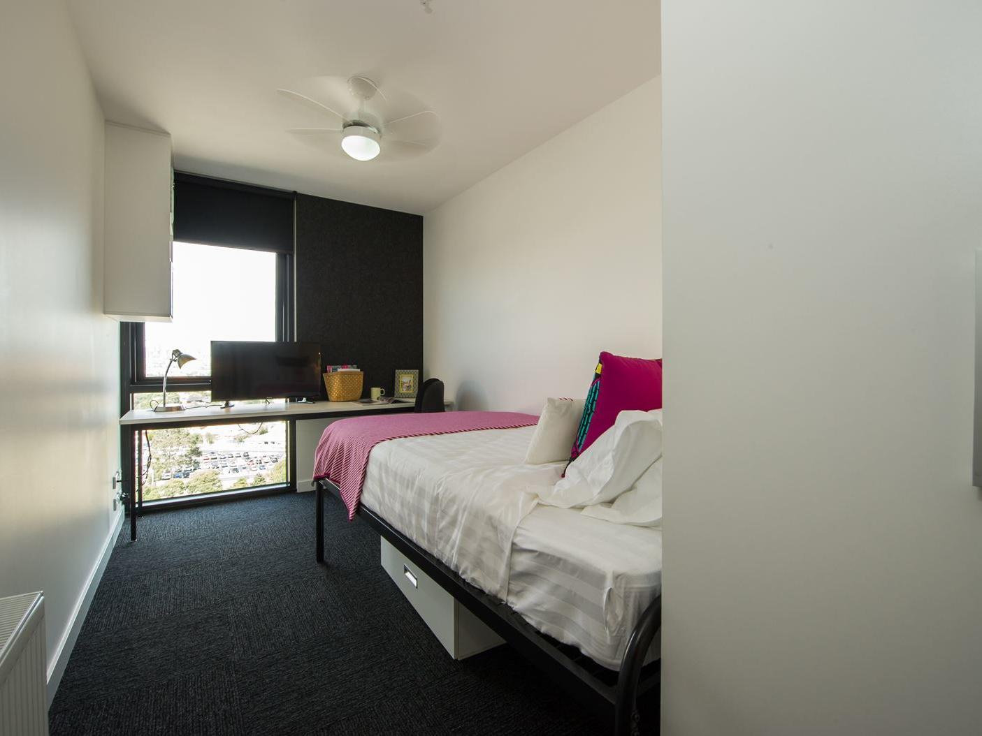 2 Bedroom Apartment - Regular Bedroom