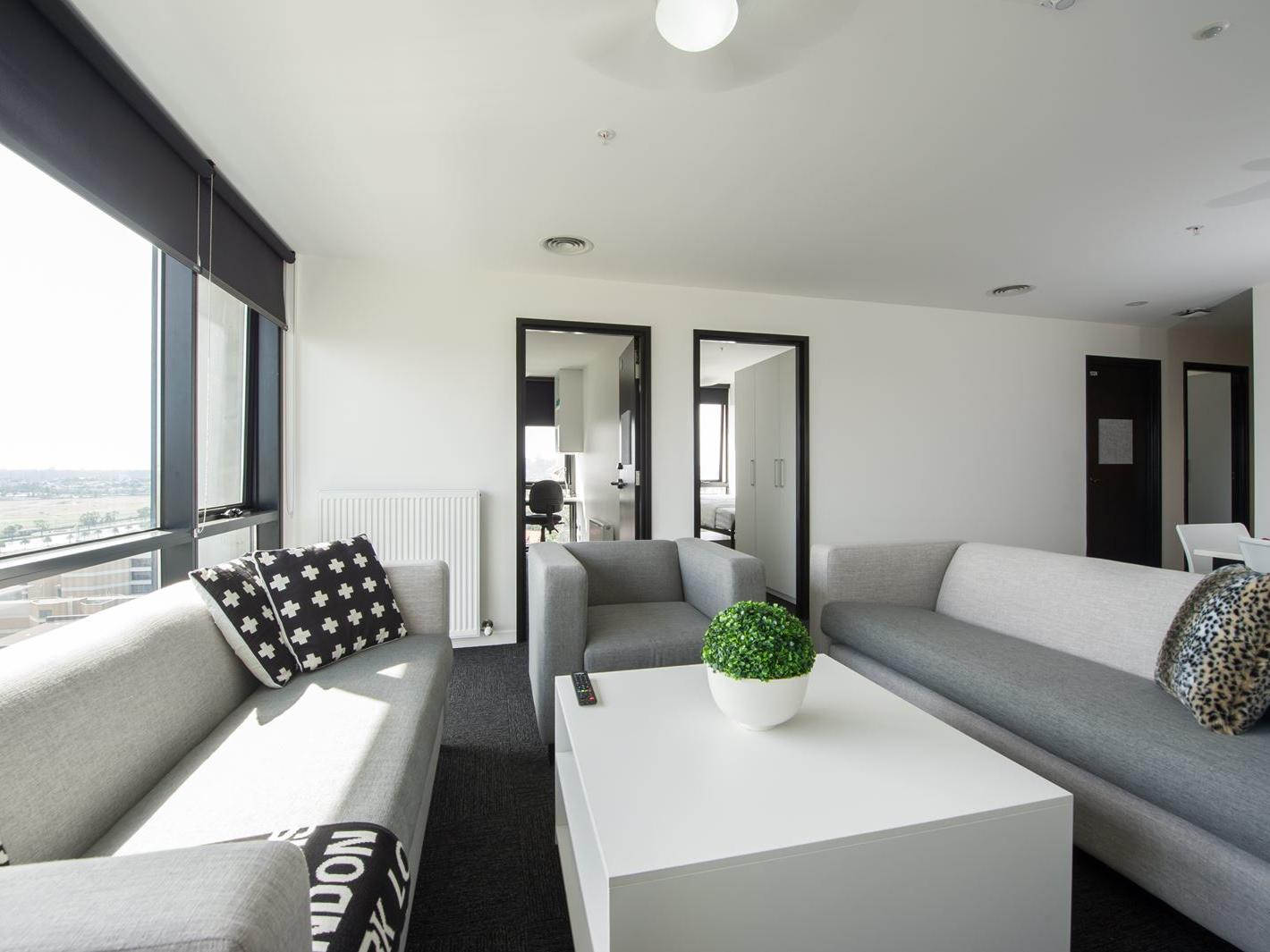 Multishare Living Area