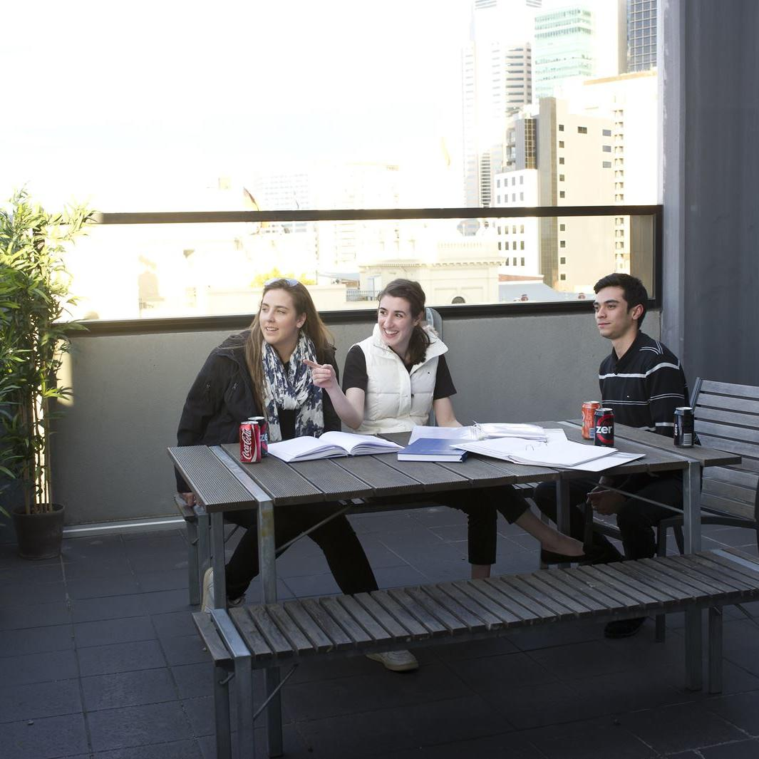 RMIT Student Accommodation Melbourne | UniLodge On Campus