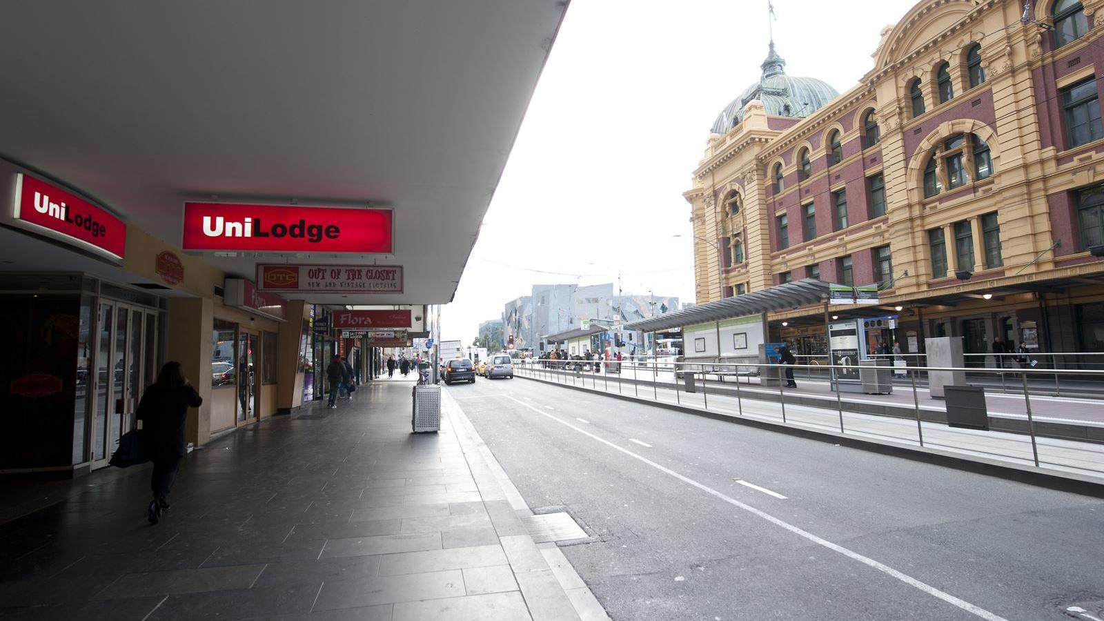 UniLodge on Flinders exterior