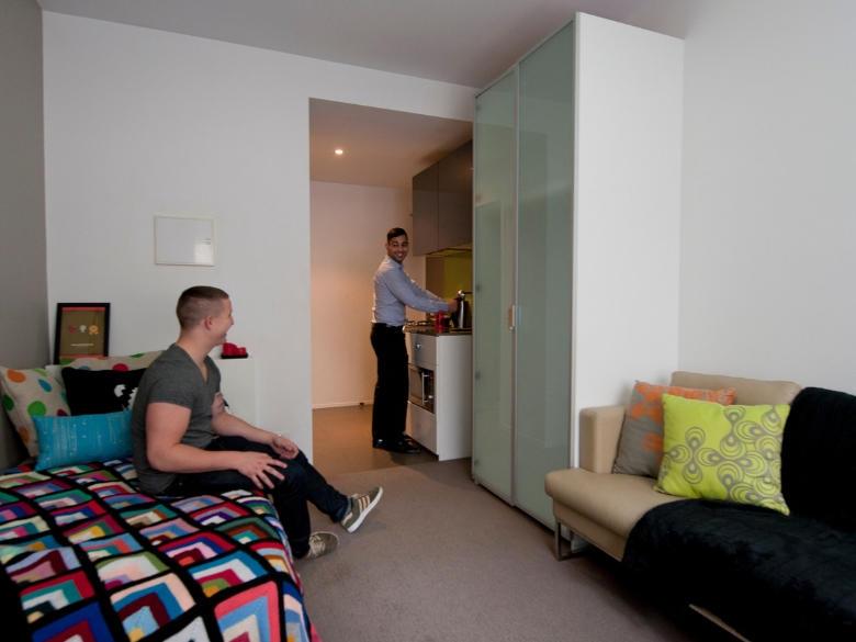 UniLodge D1 student accommodation