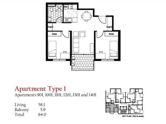 East End Floor Plan