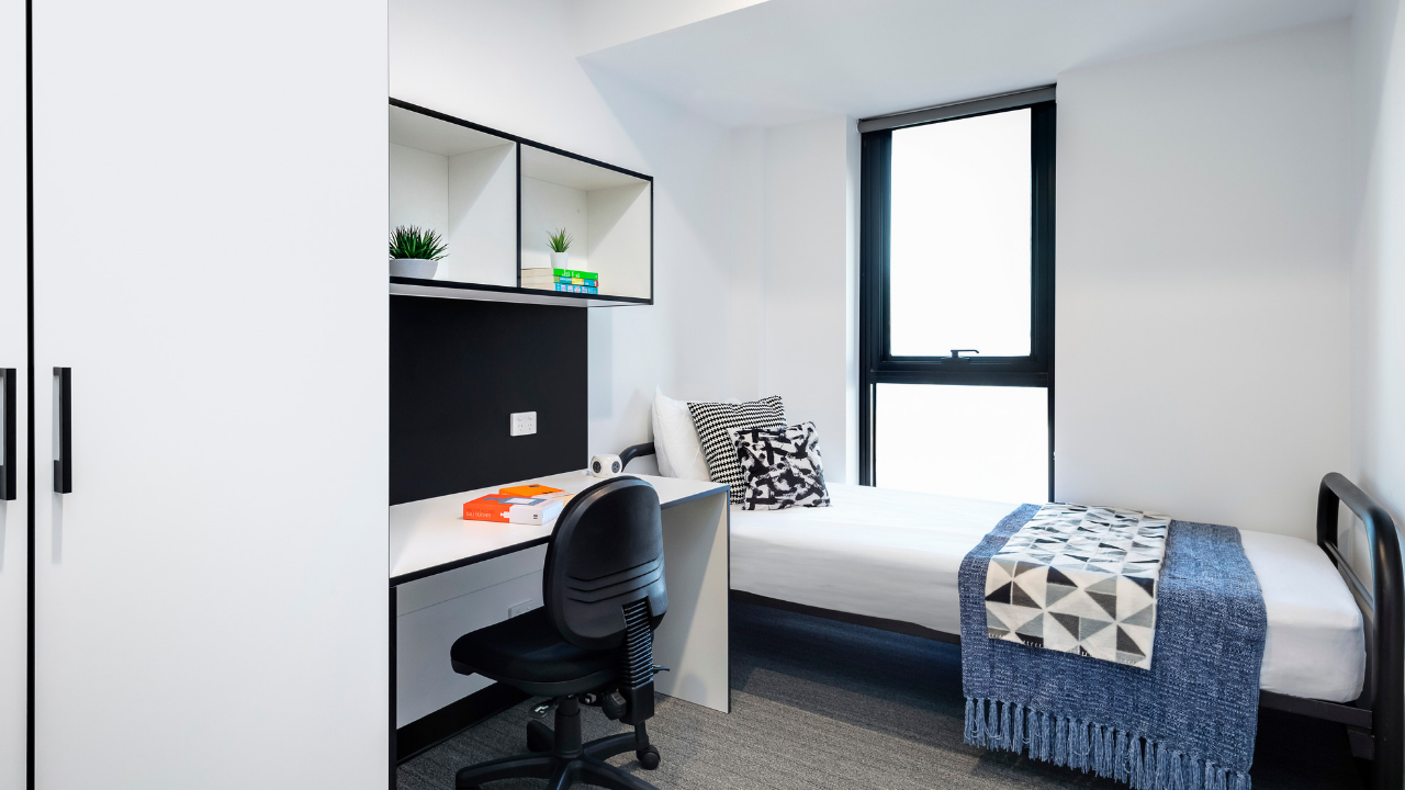 UniLodge City Gardens - Six Bedroom Apartment