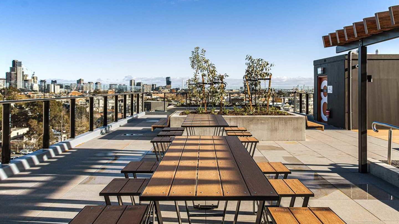 UniLodge @ Royal Melbourne - Rooftop