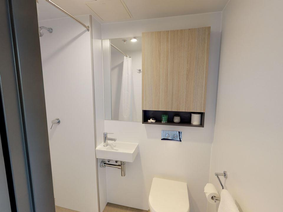 UniLodge Lincoln House Studio En-suite Apartment